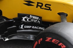 Renault Sport F1 Team RS17, Windabweiser