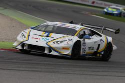 Lamborghini Huracan, S.GTCup #116, Vincenzo Sospiri Racing: Cazaniga-D'amico