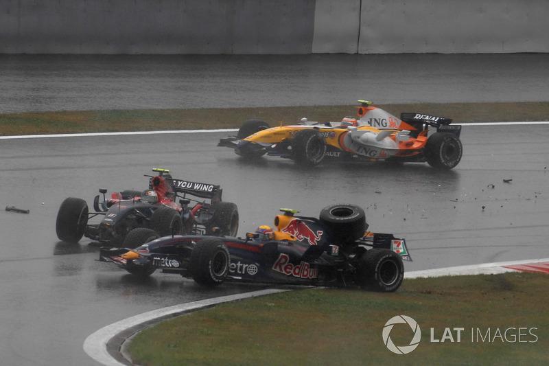 22. El Red Bull Racing RB3 de F1