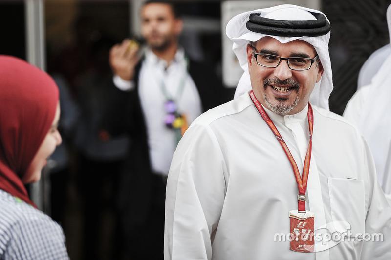 الشيخ سلمان بن حمد آل خليفة