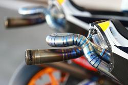 Вихлип мотоцикла Марка Маркеса, Repsol Honda Team