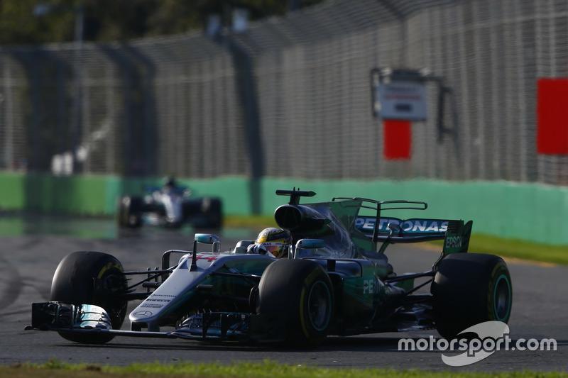 2. Lewis Hamilton, Mercedes