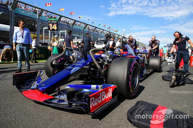 Carlos Sainz Jr.., Scuderia Toro Rosso, STR12