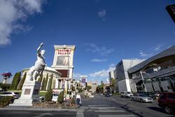 Атмосфера Лас-Вегаса