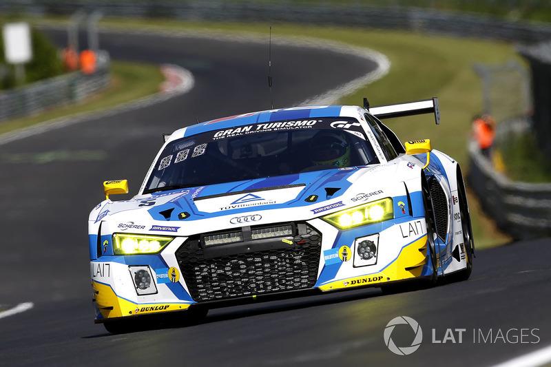 6. #5 Phoenix Racing, Audi R8 LMS