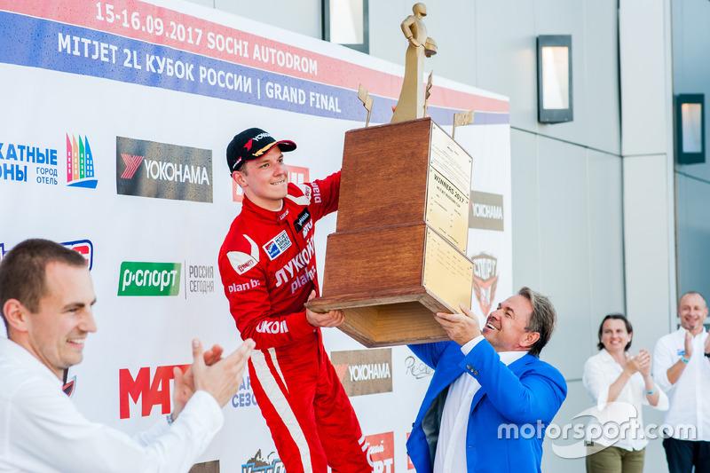 Обладатель Кубка России Mitjet