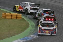 Mattias Ekström, EKS, Audi S1 EKS RX Quattro leads