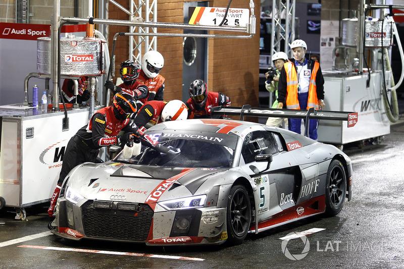 11. #5 Audi Sport Team WRT, Audi R8