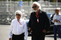 Bernie Ecclestone, Fahri Dİrektör, Flavio Briatore