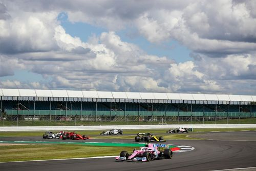 F1 70th Anniversary GP Live Updates - Race day