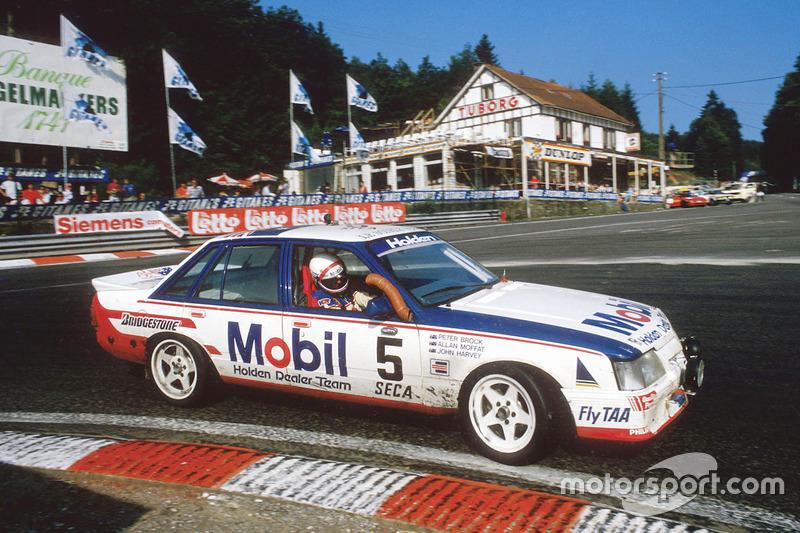 Mobil & Peter Brock/Holden
