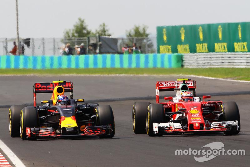 11/21: Grand Prix van Hongarije: P5