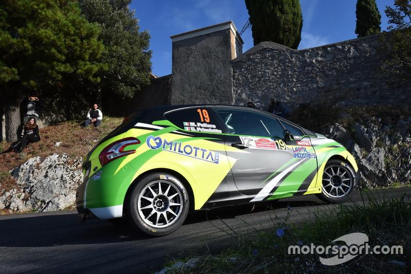 Marco Pollara, Giuseppe Princiotto, Peugeot 208 R R2B #19