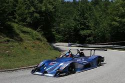Achille Lombardi, Osella Pa 21s Evo Honda