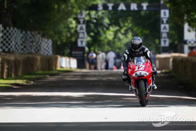 Ducati GP3 - Tom Castle