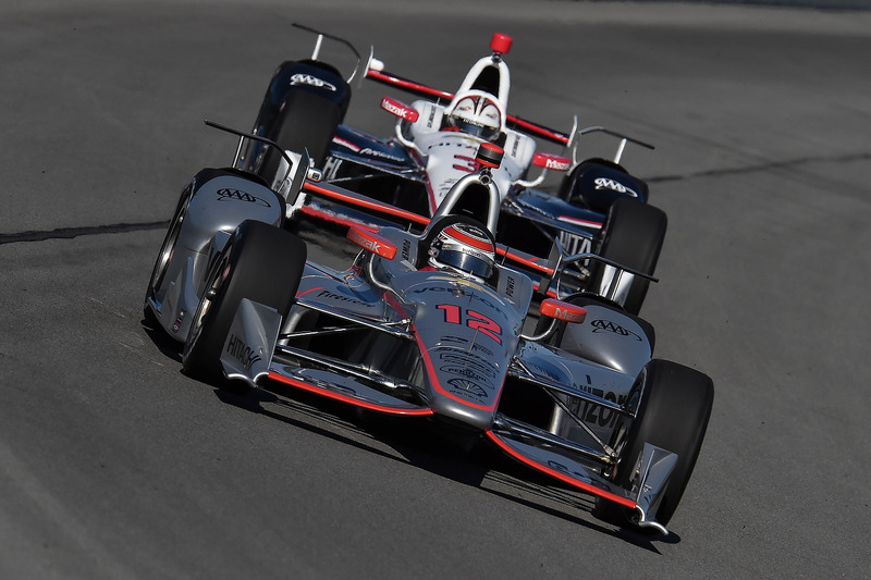 Will Power, Team Penske Chevrolet, Helio Castroneves, Team Penske Chevrolet