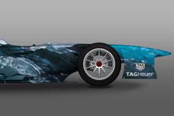 """""""Iceberg"""", Formula E, anteriore, laterale"""