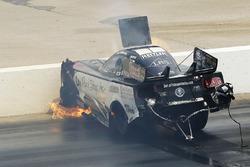 Tim Wilkerson kecelakaan