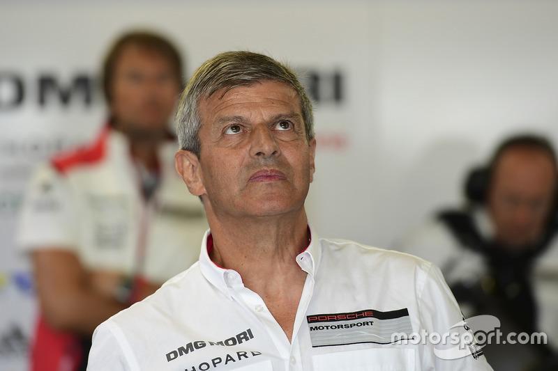 Fritz Enzinger, Vice President LMP1, Porsche Team
