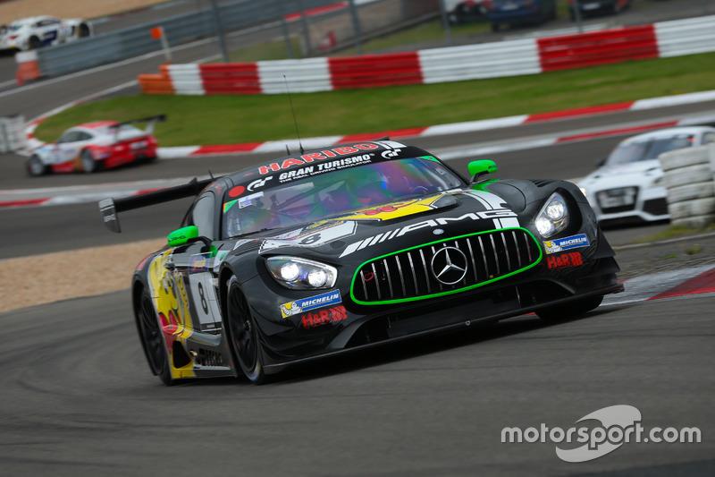 VLN 6: #8 Haribo Racing, Mercedes-AMG GT3