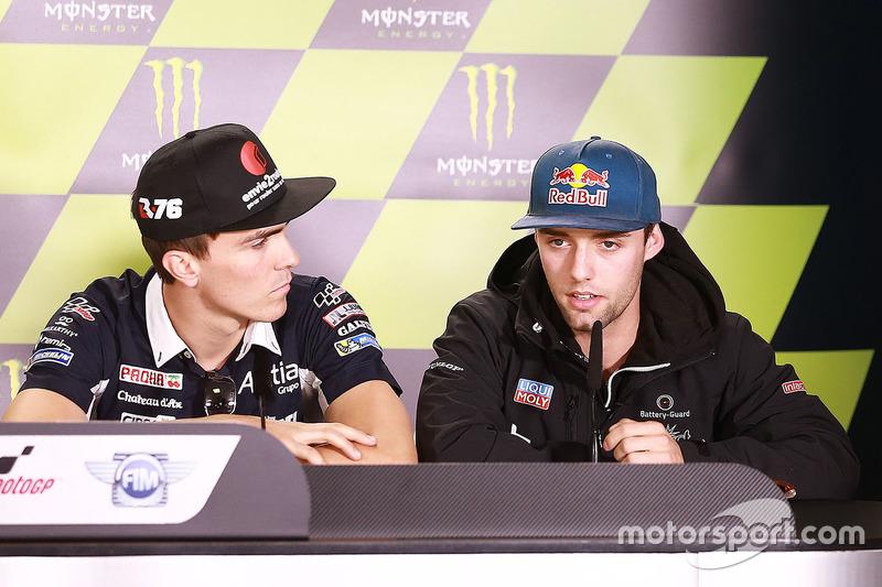 Loris Baz, Avintia Racing, Jonas Folger