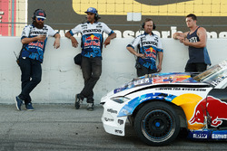 Mike Whiddett, Mazda MX-5, crew members