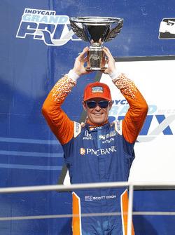 2. Scott Dixon, Chip Ganassi Racing Honda