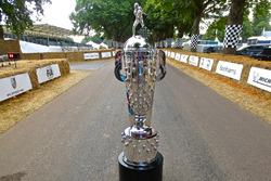 Borg-Warner Trophy at the Goodwood Festival of Speed