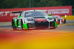 #2 Audi Sport Team WRT Audi R8 LMS: Robin Frijns, Nico Müller, René Rast