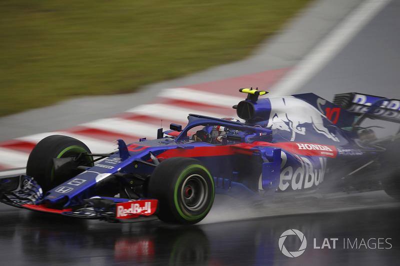 8: Брендон Хартли, Scuderia Toro Rosso STR13 – 1:38.128