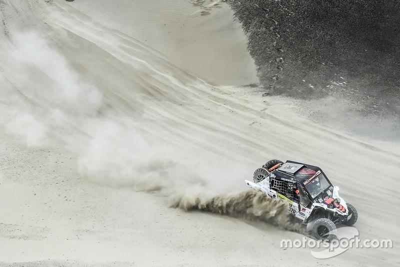 #370 C.A.T Racing Yamaha: Pedro De Mello Breyner, Pedro Velosa