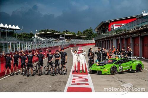 Lamborghini Youngster Programs 2017
