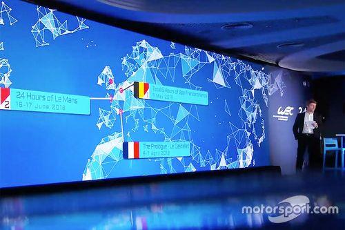Persconferentie 24 uur van Le Mans en WEC