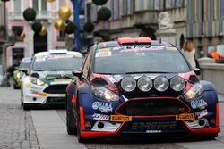 Alessandro Sabbadini, Nicola Colombo, Ford Fiesta