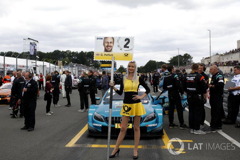 Grid kızı, Gary Paffett, Mercedes-AMG Team HWA