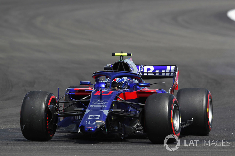 DNF: Pierre Gasly, Toro Rosso STR13