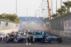 Sébastien Buemi, Renault e.Dams, Sam Bird, DS Virgin Racing