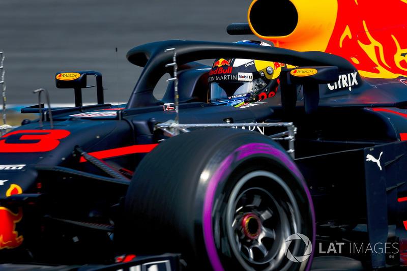 6 місце — Даніель Ріккардо, Red Bull — 189