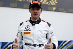 Pole position for Edoardo Mortara, Mercedes-AMG Team Driving Academy, Mercedes - AMG GT3
