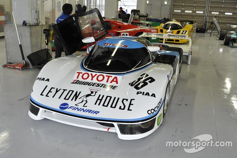 トヨタTOM'S85C-L(1985年)