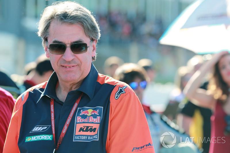 Stefan Pierer, KTM