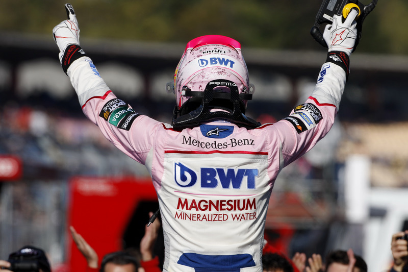 Le vainqueur Maximilian Günther, Prema Powerteam Dallara F317 - Mercedes-Benz