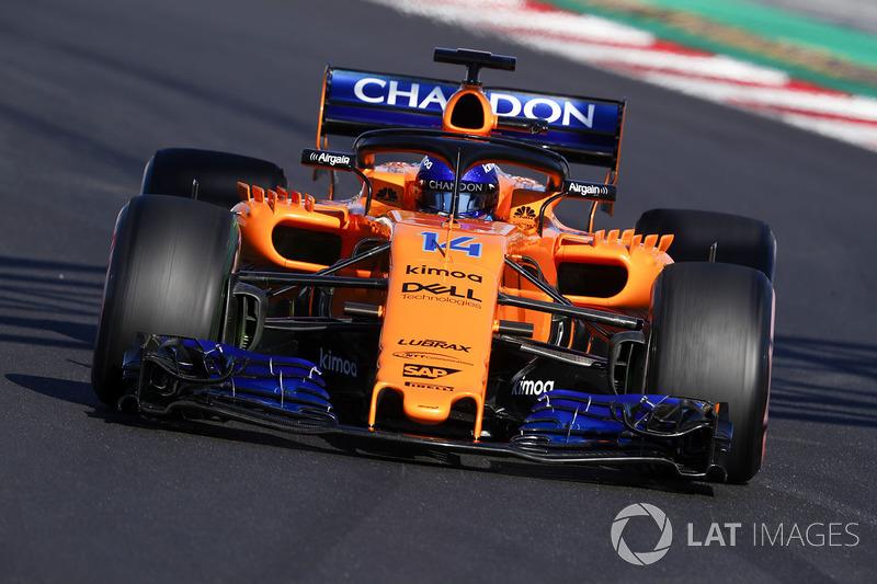 McLaren: 1.142 oy