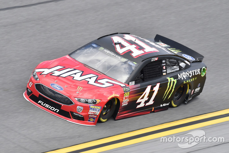 №41. Курт Буш, Stewart-Haas Racing, Haas Automation/Monster Energy Ford Fusion