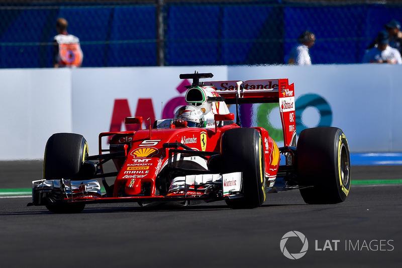 """2016: Ferrari SF16-H - """"Margherita"""""""