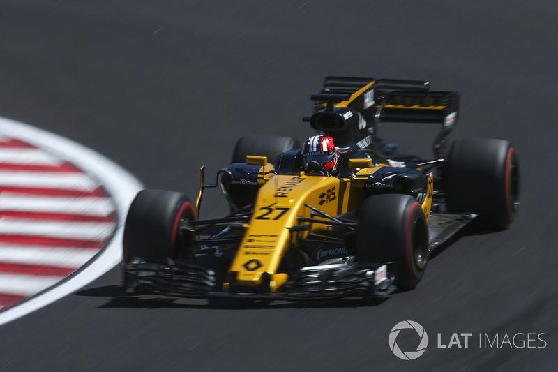 9 місце — Ніко Хюлькенберг, Renault — 65