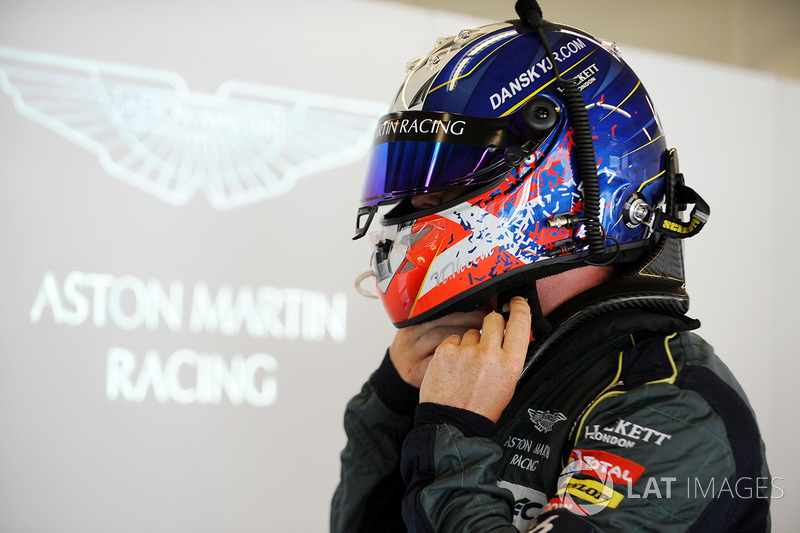 Nicki Thiim, Aston Martin Racing