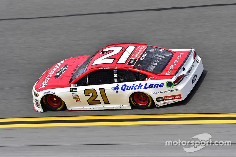 Райан Блэни, Wood Brothers Racing, Ford