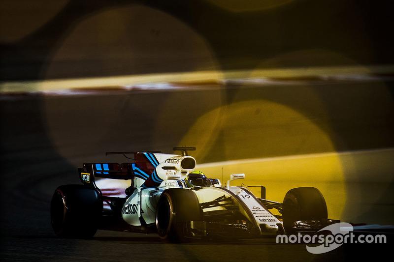 Felipe Massa parecia que conseguiria o sétimo posto, mas vai largar em oitavo.