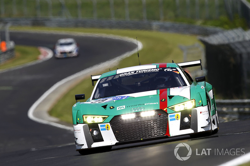 1. #29 Audi Sport Team Land-Motorsport, Audi R8 LMS